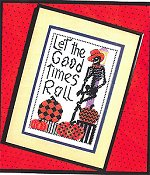 Bobbie G Designs - Let the Good Times Roll_THUMBNAIL