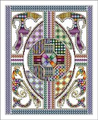 Vickery Collection - Celtic Faith Motif