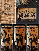Blackbird Designs - Cats On Parade
