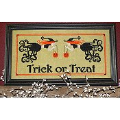 Needle Bling Designs - Trick or Treat