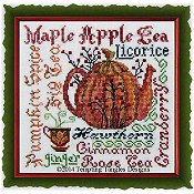 Tempting Tangles Designs - Harvest Brew