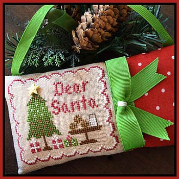Country Cottage Needleworks - Classic Collection #2 - Dear Santa MAIN