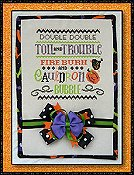 Cherry Hill Stitchery - Double Double