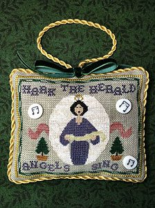 Milady's Needle - Hark The Herald Angels Sing MAIN