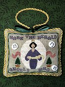 Milady's Needle - Hark The Herald Angels Sing THUMBNAIL