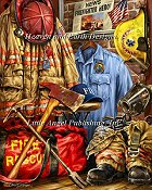 Heaven and Earth Designs - Hometown Hero Firefighter