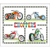 Vickery Collection - Choppers