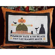 Needle Bling Designs - Pumpkin Jack