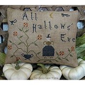 Pineberry Lane - All Hallows Eve Pinkeep Pillow