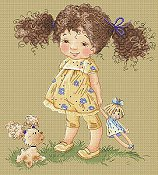 Lena Lawson Needlearts - Curls THUMBNAIL
