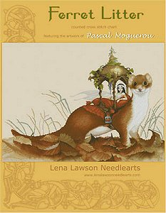 Lena Lawson Needlearts - Ferret Litter MAIN