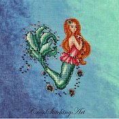 Cross Stitching Art - Aurelia THUMBNAIL
