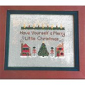 Pickle Barrel Designs - Merry Little Christmas