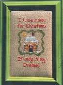Pickle Barrel Designs - I'll Be Home For Christmas
