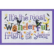 Sue Hillis Designs - The Most Wonderful Fright