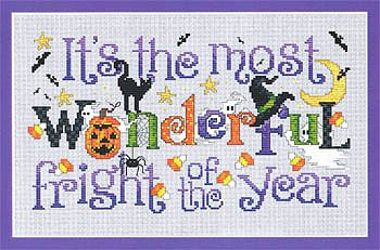 Sue Hillis Designs - The Most Wonderful Fright MAIN