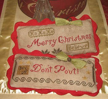 Abby Rose Designs - Merry Christmas & Don't Pout MAIN
