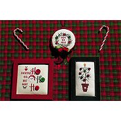 Poppy Kreations - Buttoned Christmas III