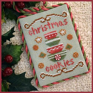 Country Cottage Needleworks - Classic Collection #4 - Christmas Cookies MAIN