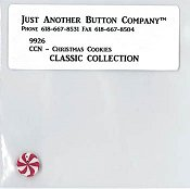 Jabco Button Pack - Country Cottage Needleworks - Classic Collection #4 - Christmas Cookies