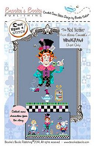 Brooke's Books Publishing - Wonderland Series - The Mad Hatter MAIN