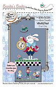 Brooke's Books Publishing - Wonderland Series - The White Rabbit