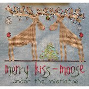 MarNic Designs - Under the Mistletoe