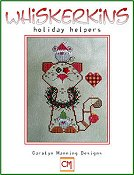 Carolyn Manning Designs - Whiskerkins - Holiday Helpers THUMBNAIL