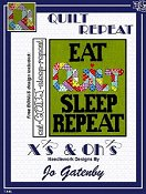 X's & Oh's - Quilt Repeat THUMBNAIL
