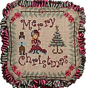 Praiseworthy Stitches - A Victorian Christmas