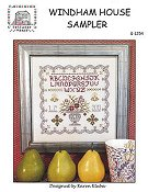 Rosewood Manor - Windham House Sampler THUMBNAIL
