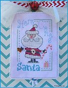 Designs By Lisa - Here Comes Santa THUMBNAIL