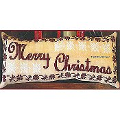 Needle Bling Designs - Old Fashioned Merry Christmas