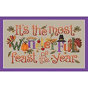 Sue Hillis Designs - The Most Wonderful Feast THUMBNAIL