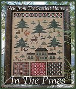 The Scarlett House - In The Pines THUMBNAIL