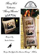 Homespun Elegance - Merry Noel Collection - Merry Meowies_THUMBNAIL