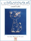 Carolyn Manning Designs - Whiskerkins - Snowflake THUMBNAIL
