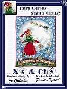 X's & Oh's - Here Comes Santa Claus! THUMBNAIL