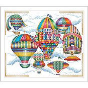 Vickery Collection - 18th Century Balloons THUMBNAIL