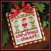 Country Cottage Needleworks - Classic Collection #5 - Christmas Cheer THUMBNAIL