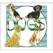 Vickery Collection - Dogs!