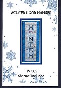 Faithwurks Designs - Winter Door Hanger
