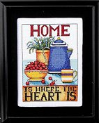 Bobbie G Designs - Home Is Where The Heart Is