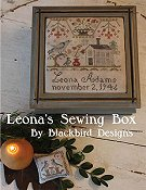 Blackbird Designs - Leona's Sewing Box THUMBNAIL
