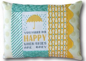 Pine Mountain Designs - Words of Wisdom - You Make Me Happy MAIN