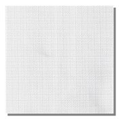 "Aida 14ct White - Fat Quarter (18"" x 21.5"" Cut)"
