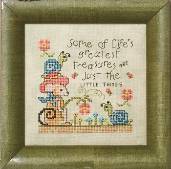 Custom Frame - Little Things