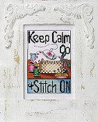 Bobbie G Designs - Keep Calm & Stitch On_THUMBNAIL