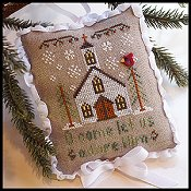 Country Cottage Needleworks - Classic Collection #6 - Let Us Adore Him THUMBNAIL
