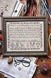 Heartstring Samplery Stitcher S Resolution Cross Stitch